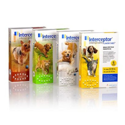 Interceptor [petsize : Dogs 11 to 25lbs. & Cats 1.5 to 6lbs.; supplyfor : months-6]
