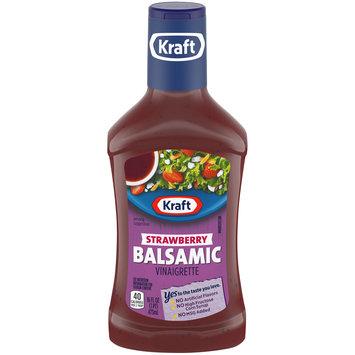 Kraft Strawberry Balsamic Vinaigrette Dressing
