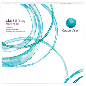 Clariti 1-day Multifocal 90-pack Contacts