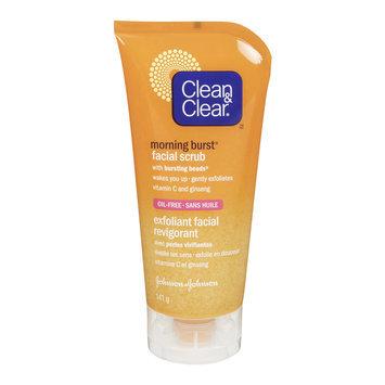 Clean & Clear Morning Burst Facial Scrub