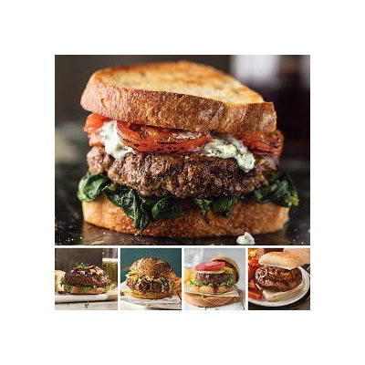 Omaha Steaks The Ultimate Burger Collection