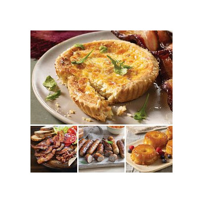 Omaha Steaks The Bacon, Sausage, & More Brunch