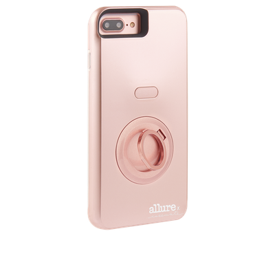 Allure Selfie Case - Rose Gold