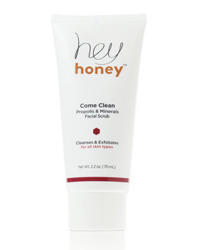 Hey Honey Come Clean - Facial Scrub with Propolis & Minerals