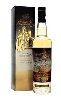 Compass Box Scotch the Peat Monster