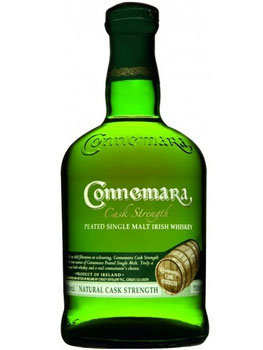 Connemara Irish Whiskey Peated Single Malt