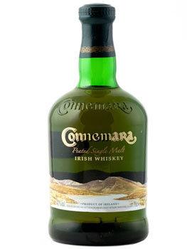 Connemara Irish Whiskey Cask Strength