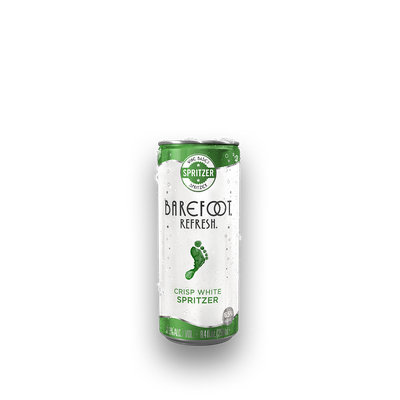 Barefoot Refresh Crisp White Spritzer Can