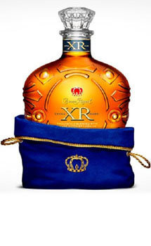 Crown Royal Canadian Whisky XR Extra Rare