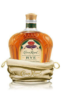 Crown Royal Canadian Whisky Rye Northern Harvest