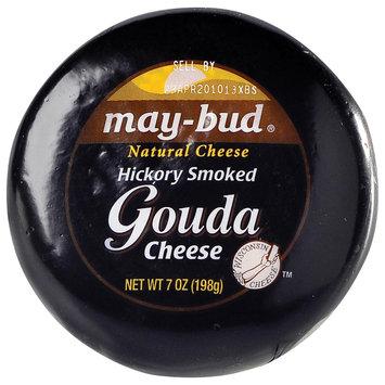 May-Bud Hickory Smoked Gouda Cheese