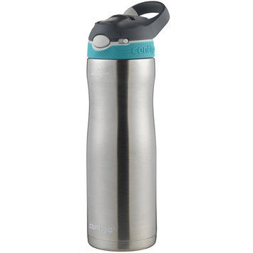 Ignite Usa Llc Contigo 20 oz. Ashland Chill Autospout Stainless Steel Water Bottle - Scuba