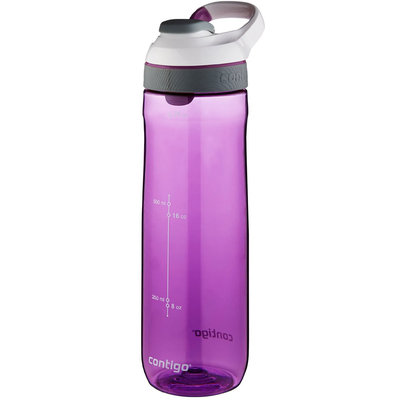 Contigo Cortland AutoSeal 24oz Water Bottle, Radiant Orchid