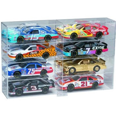 Gagne D04-0824 8 Slot 1-24 Scale Display Case