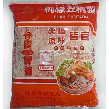 5Q Wide Bean Threads Noodles 3pks (Total 31.5 Oz)