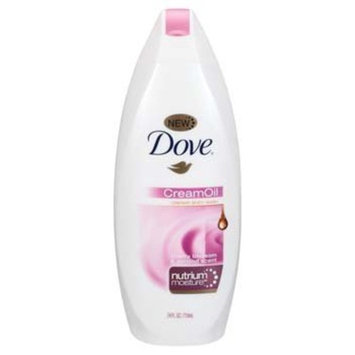 Dove Purely Pampering Body Wash, Coconut Milk With Jasmine Petals, 22 oz (Pack of 6)