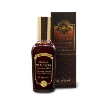 3W CLINIC Premium Placenta Intensive Skin 4.90Oz Wrinkle Moisturizing Nutrition