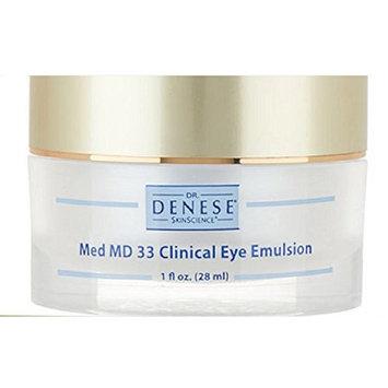 Dr Denese Med Md 33 Clinical Eye Emulsion 1 ounce