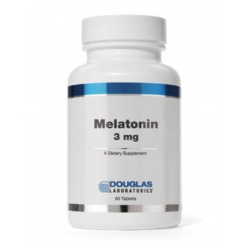 Melatonin (3 mg) Douglas Laboratories 60 Caps