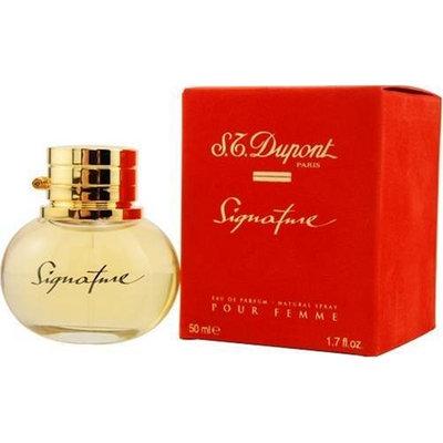 Signature By St Dupont For Women, Eau De Parfum Spray, 1.7-Ounce Bottle