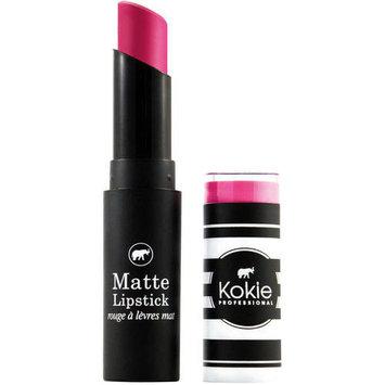Kokie Professional Matte Lipstick, Candy Kiss, 0.14 fl oz