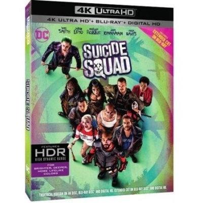 Suicide Squad (4K Ultra HD + Blu-ray + Digital HD) (Widescreen)