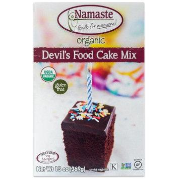TGE 850403000585 Organic Devils Food Cake Mix - 6 pack