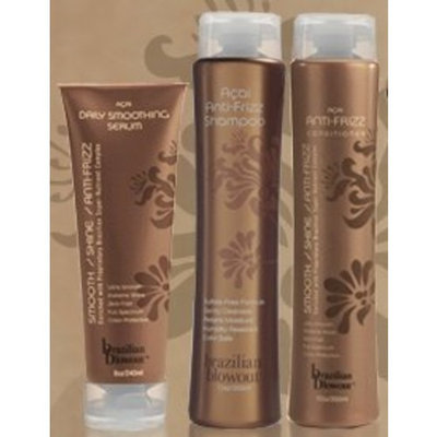 Brazilian Blowout 3 Piece Hair Care Set