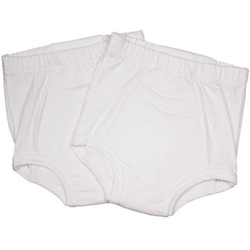 OsoCozy Training Pants, White, 3T