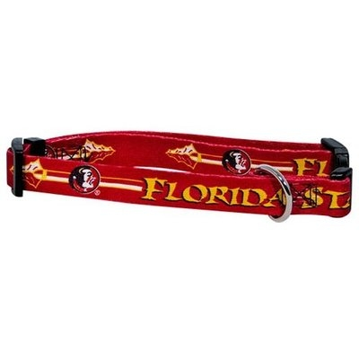 Doggination Florida State Dog Collar Small