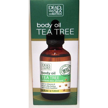 Tea Tree Body Oil with Vitamin B NON animal Tested 4 Oz