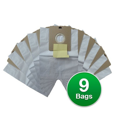 Bissell Replacement Vacuum Bag for DigiPro Bagged Canister Vacuums - 3 Pack