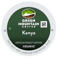 Green Mountain Kenya Coffee, K-Cup Portion Pack for Keurig Brewers