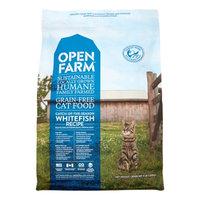 Open Farm Grain Free Catch of the Season Whitefish Recipe Dry Cat Food