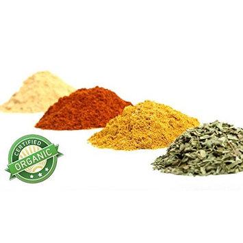 Organic Black Walnut Hulls Powder 100% Fresh 2oz. Bag