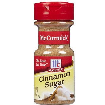 McCormick Cinnamon Sugar, 3.62 OZ (Pack of 2)