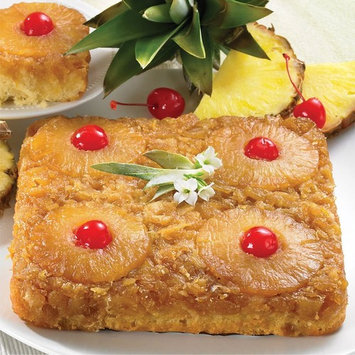 Pineapple Upsidedown Cake [Pineapple]