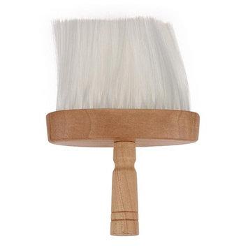 Ecurson New Salon Stylist Barber Neck Face Duster Soft Brush Hairdressing Hair Cutting