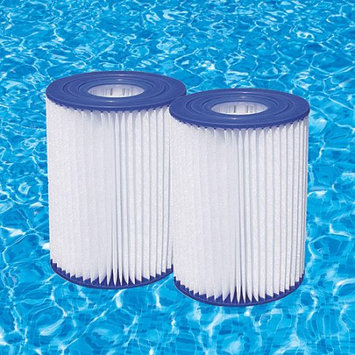 Summer Escapes 2-Pack 5 sq ft Ft Pool Cartridge Filters LW-P52-0004