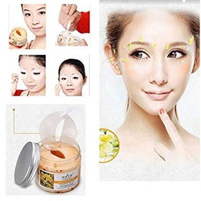 YRD TECH 1Set 60 Pcs Wholesale New Osmanthus Powder Gel Collagen Eye Mask Masks Sheet