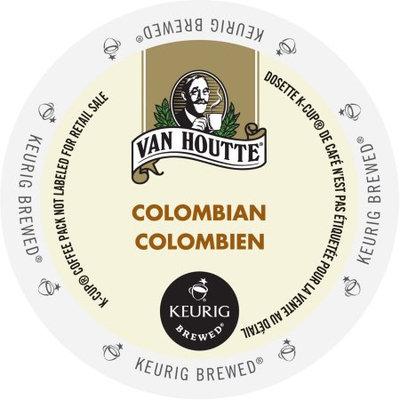 Van Houtte Colombian Medium Coffee, K-Cup Portion Pack for Keurig Brewers