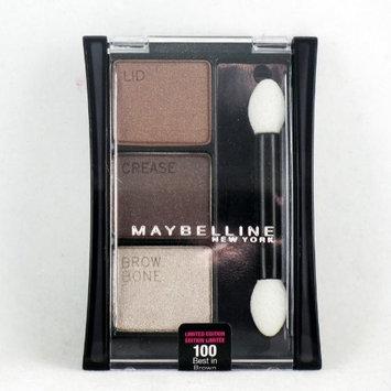 Maybelline Expert Wear Eyeshadow Trio - Best In Brown