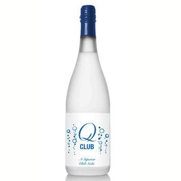 Q Drinks Club A Superior Club Soda 25.4 oz Glass Bottles - Pack of 12