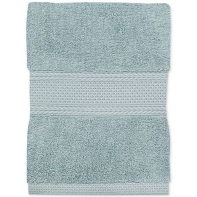 The Laundry by Shelli Segal Harper Cloud Blue Cotton Washcloth