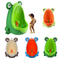 Arzil Cute Frog Potty Toilet Training Urinal for Boys Children Toddler Baby with Funny Aiming Pee Target SPECIAL TODAY !