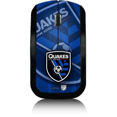 Keyscaper San Jose Earthquakes Wireless USB Mouse