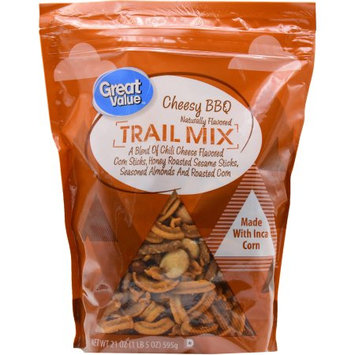 Great Value Cheesy BBQ Trail Mix