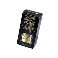 Shellac UV/LED Gel Polish Duraforce Top Coat most advanced top coat designed to strengthen and protect nails against breakage and daily wear : 0.25 fl oz / 7.3ml