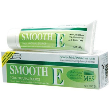 Smooth E Cream With Vitamin E & Aloe Vera 100g