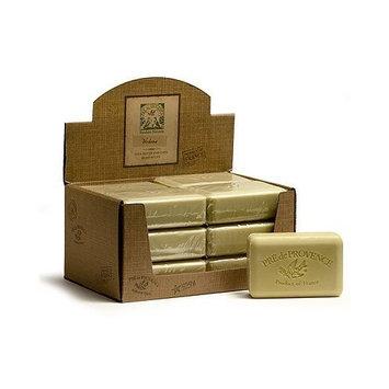 Case of 12 Pre de Provence 250g Verbena Shea Butter Enriched Triple Milled Soap